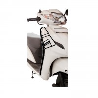 STEELBIRD COLOUR COATED GUARD KIT FOR ACTIVA 5G-BLACK