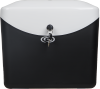Steelbird Pannier Box SB-509 White