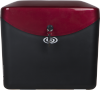 Steelbird Pannier Box SB-509 Wine Red