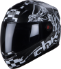 Steelbird Air CHK GLOSSY BLACK
