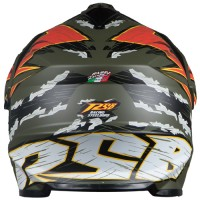 SB-42 Bargy Design Race Track A1 Glossy Battle Green