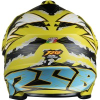 SB-42 Bargy Design Race Track A3 Glossy Yellow