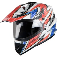 SB-42 Bargy Design Race Track A4 Glossy White