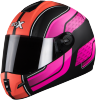 SB-39 Rox Blast Glossy Black With Magenta