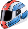 SB-39 Rox Blast Glossy White With Blue
