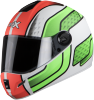 SB-39 Rox Blast Glossy White With Green