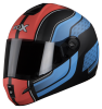 SB-39 Rox Blast Glossy Black With Blue