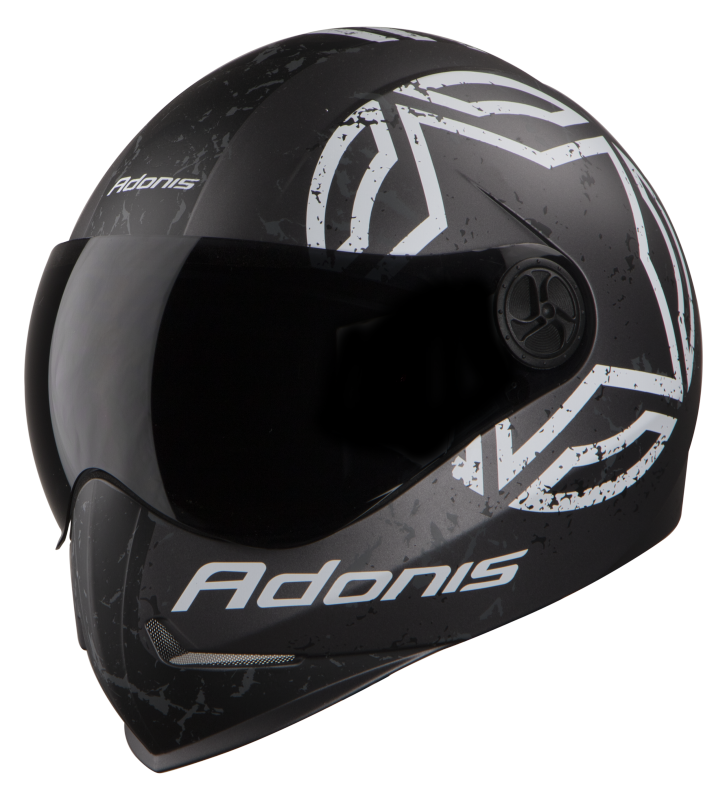 SB-50 Adonis Trooper Charcoal Grey