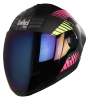 SBA-2 Robot Pink With Neon Glossy Finish