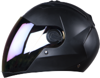 SBA-2 DASHING BLACK GOLDEN VISOR