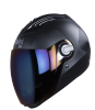 SBA-2 DASHING BLACK RAINBOW VISOR