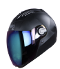 SBA-2 DASHING BLACK I.BLUE VISOR