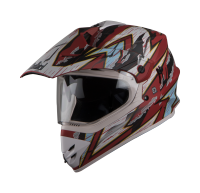 SB-42 Bargy Design Race Track A12 Glossy Red