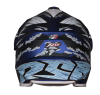 SB-42 Bargy Design Race Track A7 Matt Blue
