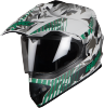 SB-42 Bang Blaze Glossy White With Green Plus P-Cap