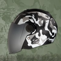SBA-3 Camo Matt Black