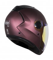 SBA-2 Night Vision Mat Maroon With Blue Visor