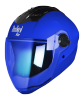 SBA-2 Night Vision Mat Yamaha Blue With Blue Visor