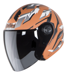 SB-43 Yo Yo Dazzle Mat Black With Orange White