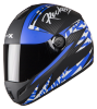 SB-39 Rox Rockers Mat Black With Blue