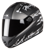 SB-39 Rox Rockers Glossy Black With Grey