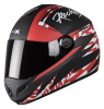 SB-39 Rox Rockers Glossy Black With Red