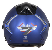 SBA-2 7 Wings Mat Y.Blue With Night Vision Visor