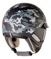 Kukka K-1 Camo Mat Black With Black