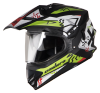 SB-42 Bang Enduro Mat Black With Y. Green