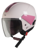 SBH-5 Vic Two Tone Glossy Light Pink With Dark Pink