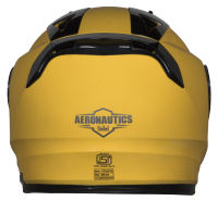 SA-1 Aeronautics Mat Moon Yellow