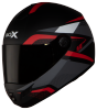 SB-39 Rox Hex Mat Black With Red