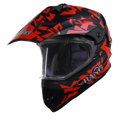 SB-42 Bang Reco Mat Black With Red