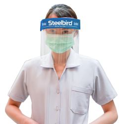 Steelbird Medical Face Shield of 1 pc