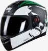 Steelbird Air Beast Glossy Black with Green