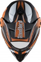 SB-42 Airborne Mat Black With D.Orange+P-Cap