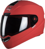 Steelbird Air Glossy Sports Red