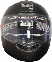 Steelbird Air Dashing Black