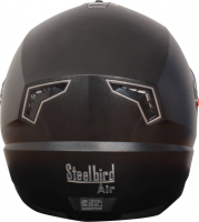 Steelbird Air Classic Black