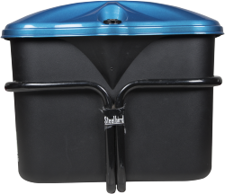 Steelbird Pannier Box SB-516 Techno Blue