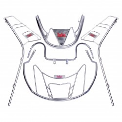 STEELBIRD STAINLESS STEEL GUARD KIT FOR ACTIVA 3G