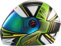 SB-41 Ares Stroks Glossy Black With Yamaha Green