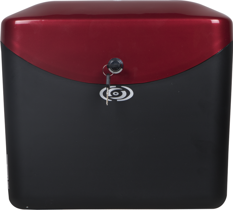 Steelbird Pannier Box SB-509 Cherry Red