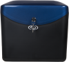 Steelbird Pannier Box SB-509 Honda Blue