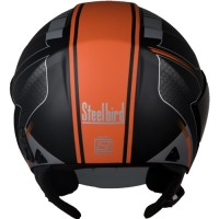 SB-33 EVE DIVINE GLOSSY BLACK+ORANGE 580MM PL.VSR