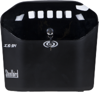Steelbird Pannier Box SB-514 Matt Black