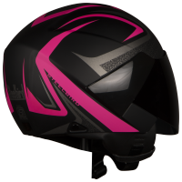 SB-33 EVE SUBLIME MAT BLACK WITH PINK