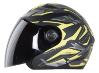 SB-43 Yo Yo Dazzle Mat Black With Yellow Grey