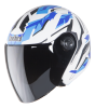 SB-43 Yo Yo Dazzle Glossy White With Black Blue