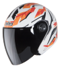 SB-43 Yo Yo Dazzle Glossy White With Black Orange